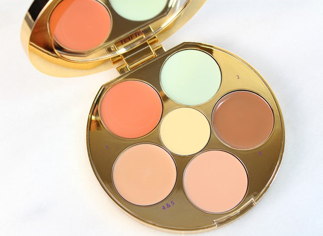 Tarte Rainforest of the Sea Wipeout  Color Correcting palette