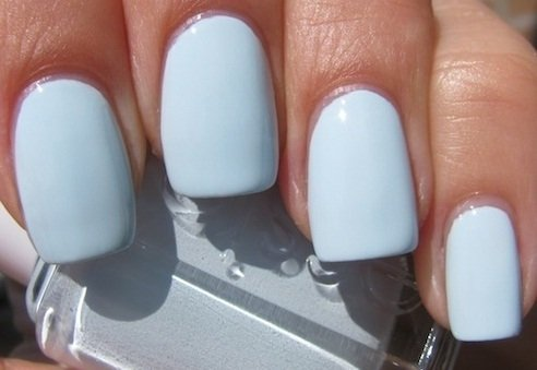 Essie Nail Polish -Borrowed & blue