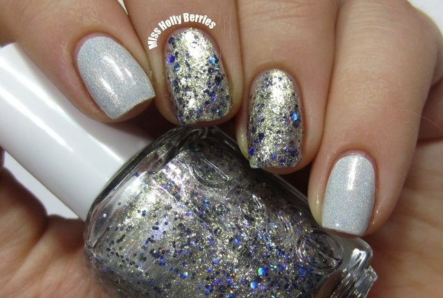 Essie Nail Polish -On a Silver Platter