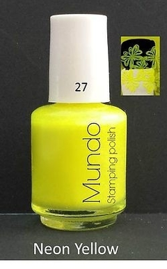 Mundo de Uñas - Stamping Polish Mini - MimaQueen - Make Up Importado