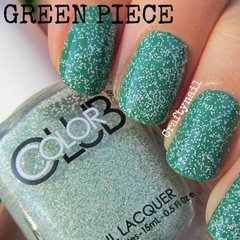 Color Club Limited Series Modern Mosaic Collection- Green Peace