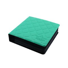 Pueen 40 Stamping Plates Holder - Mint Green