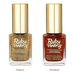 NEW Ruby Wing Change Color Polish - MimaQueen - Make Up Importado