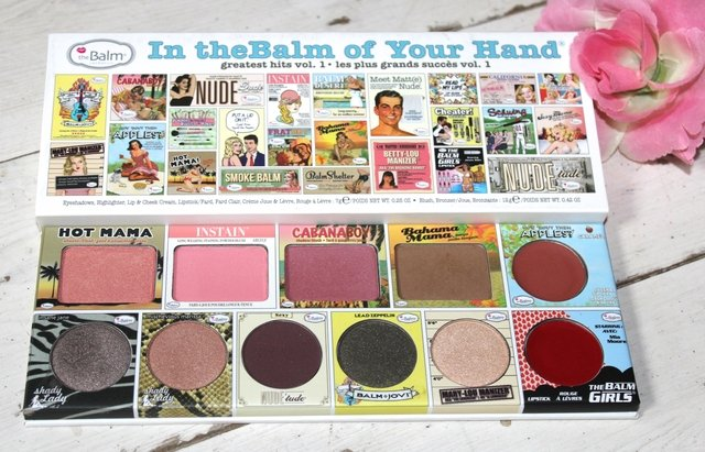 The Balm - In theBalm of your Hand