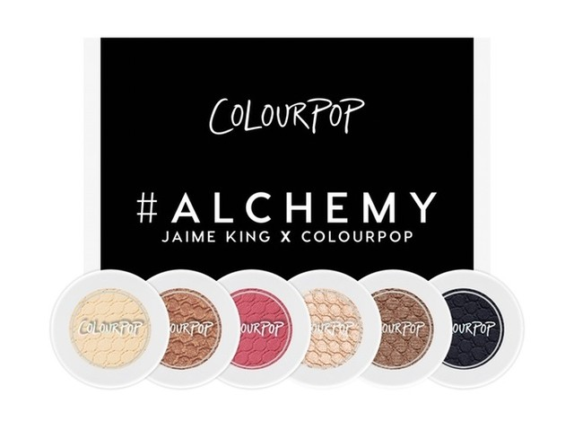 Colourpop - Alchemy Jaime King Collection Set