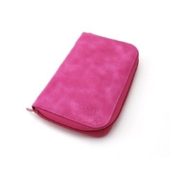 Pueen - 168 Stamping Plates Holder - Hot Pink