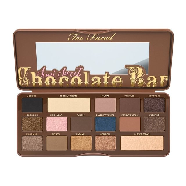 Too Faced Chocolate Bar Semi-Sweet - comprar online