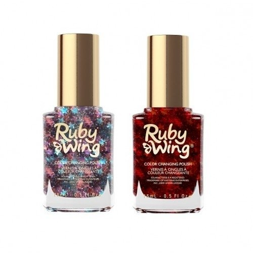 NEW Ruby Wing Change Color Polish - comprar online