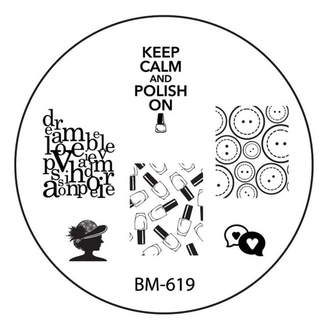 Bundle Monster - BM619: Keep Calm