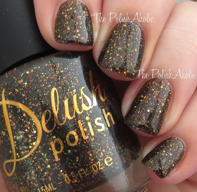 Delush Polish - MimaQueen - Make Up Importado