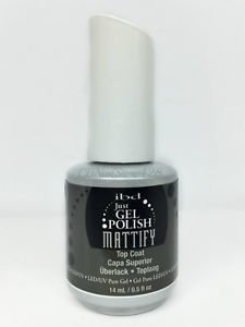 ibd Top Coat Mattify Just Gel Polish