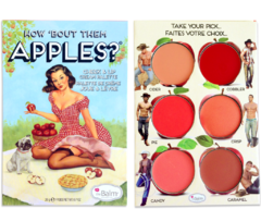 The Balm How 'Bout Them Apples? - Lip and Cheek Cream Palette