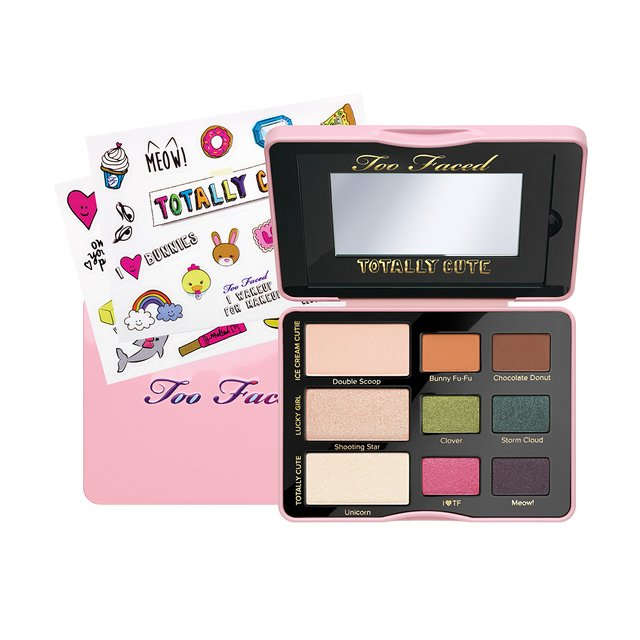 Too Faced - Totally Cute Eye Shadow Collection
