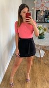 Shorts Margarida Preto