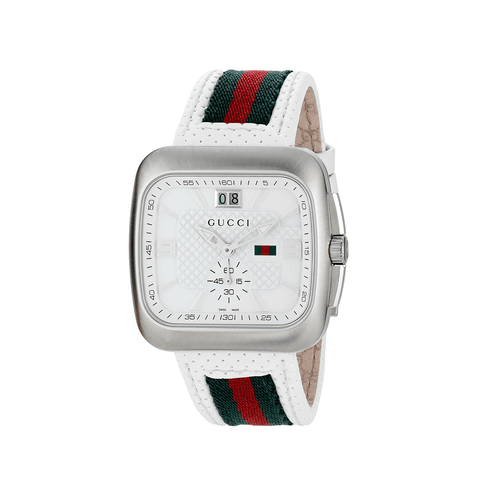 Gucci Coupe YA131303 50% off Swiss Made