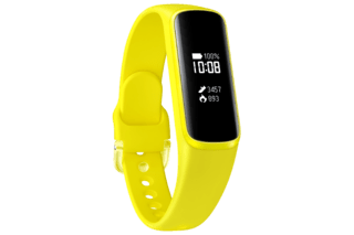 Samsung Fit e 2019 Amarillo Smart fitness band - Topwatch
