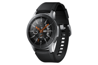 Samsung Galaxy Watch 46mm Silver en internet