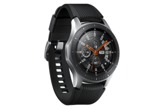 Samsung Galaxy Watch 46mm Silver - Topwatch