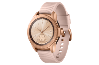 Samsung Galaxy Watch 42mm Rose Gold en internet
