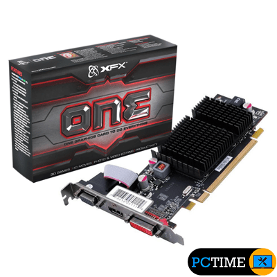 Placa de Video RANDEON ONE o nVidia 210 1 GB HDMI DDR3