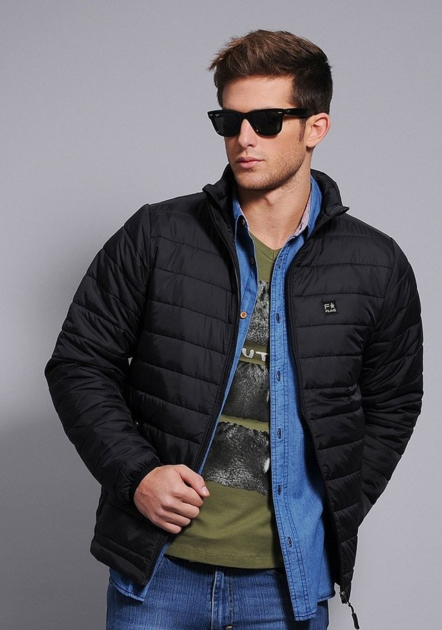 Campera Inflada impermeable -Relax Multimarcas - comprar online