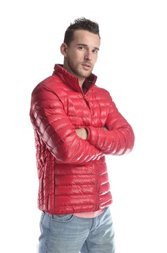Campera Impermeable Ultraliviana simil pluma Importada - Relax Multimarcas