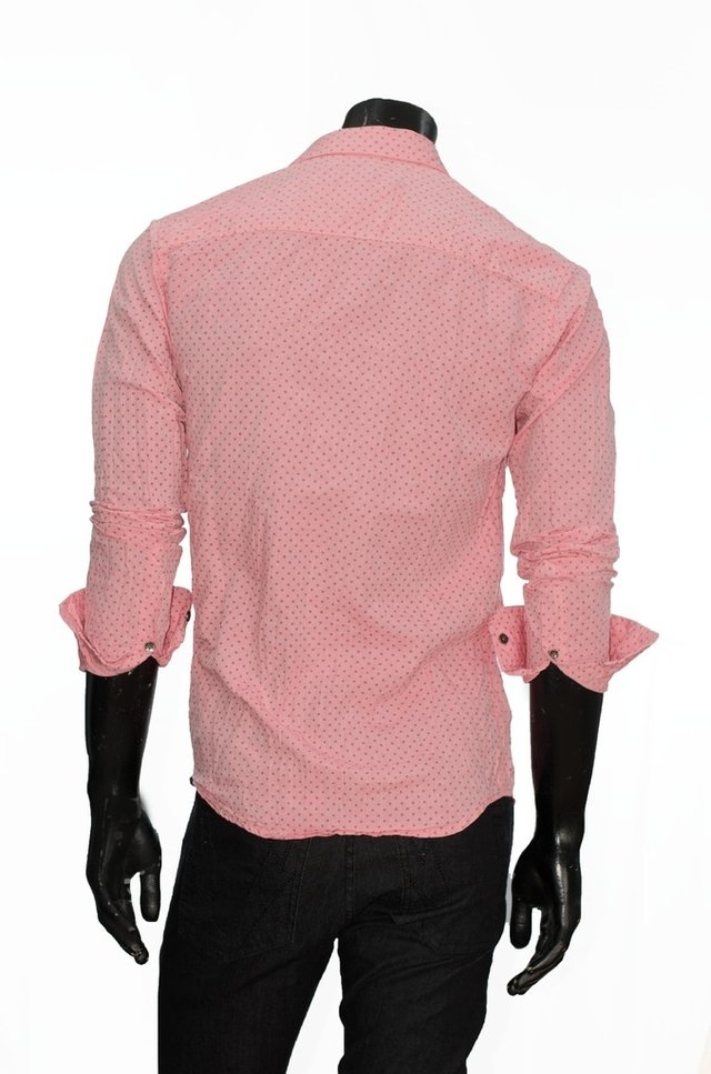 Camisa lunares - Oxford en internet