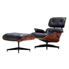 Eames Lounge Chair con Otamana