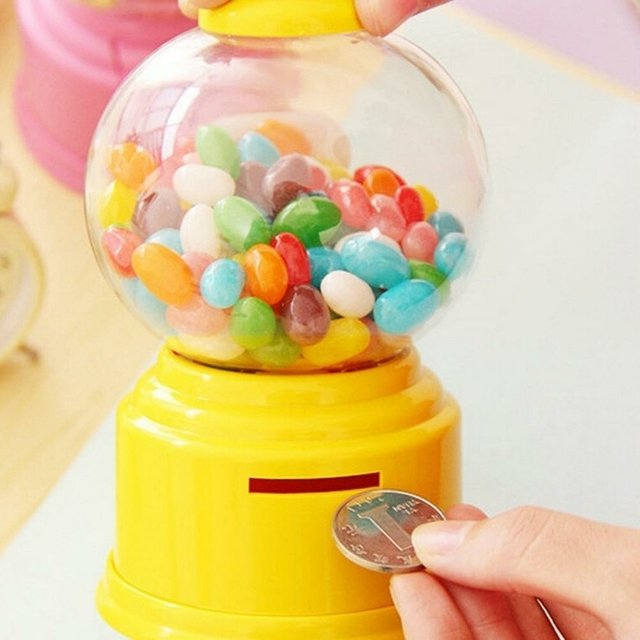 Dispenser de golosinas Candy Machine - Decoring