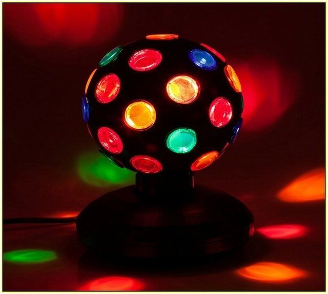 Disco Light mini Party lamp LED - comprar online