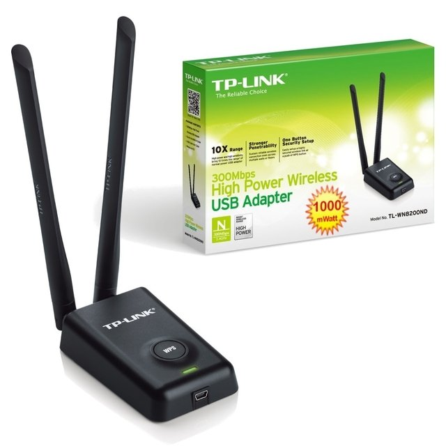 Placa De Red Wifi 300 Mbps TP-LINK Tl-wn8200nd - AJ HOGAR - Tu Confianza, Nuestro Capital
