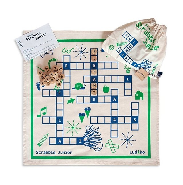 Scrabble Junior - comprar online