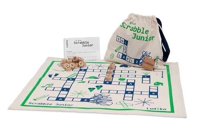 Scrabble Junior en internet