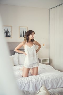 Pj Set Chic White en internet