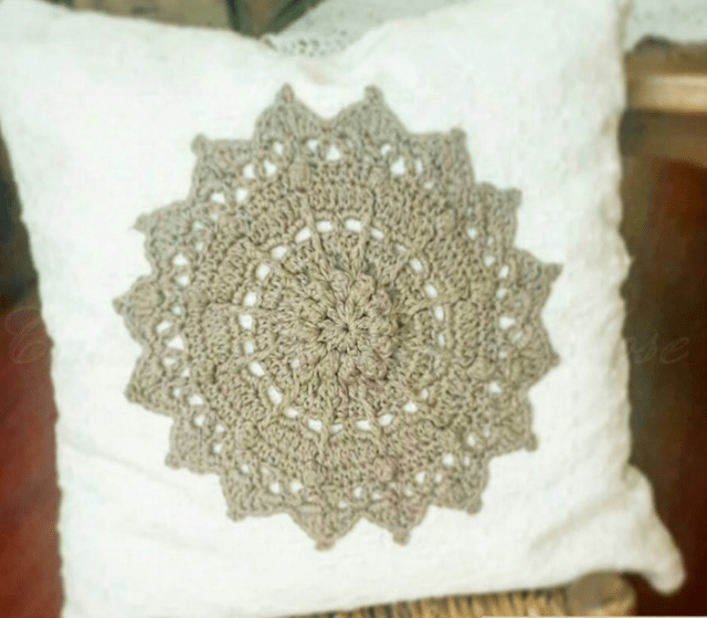 Workshop de Almohadón Mandala
