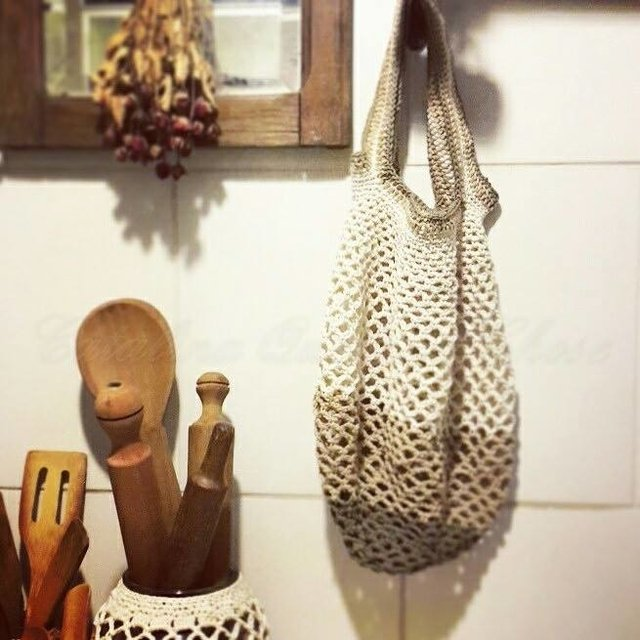 Workshop de Market bag (bolsas tejidas) - comprar online