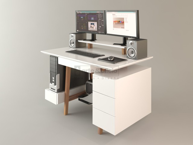 Escritorio Workspace Calden