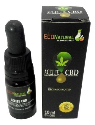 ACEITE MEDICINAL ECO NATURAL 10 ML
