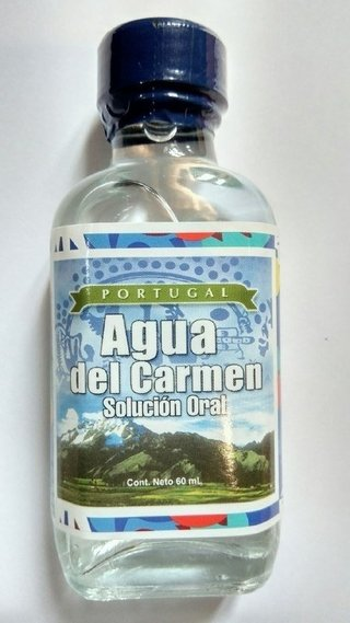 AGUA DEL CARMEN PORTUGAL 60 ML