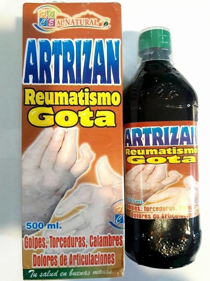 ARTRIZAN EXTRACTO PERUANO 500 CC
