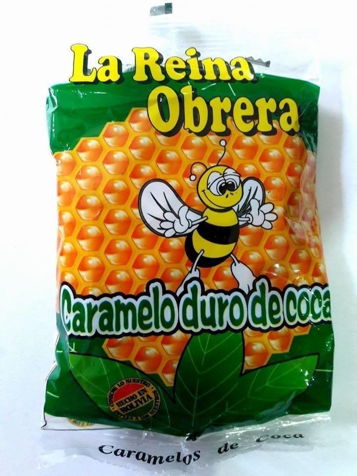 BOLSA CARAMELOS DE COCA LA REINA OBRERA