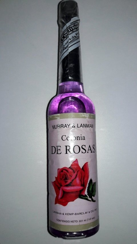 COLONIA DE ROSAS MURRAY & LANMAN 221 ML