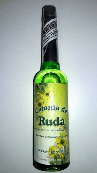 COLONIA DE RUDA MURRAY & LANMAN 221 ml - comprar online