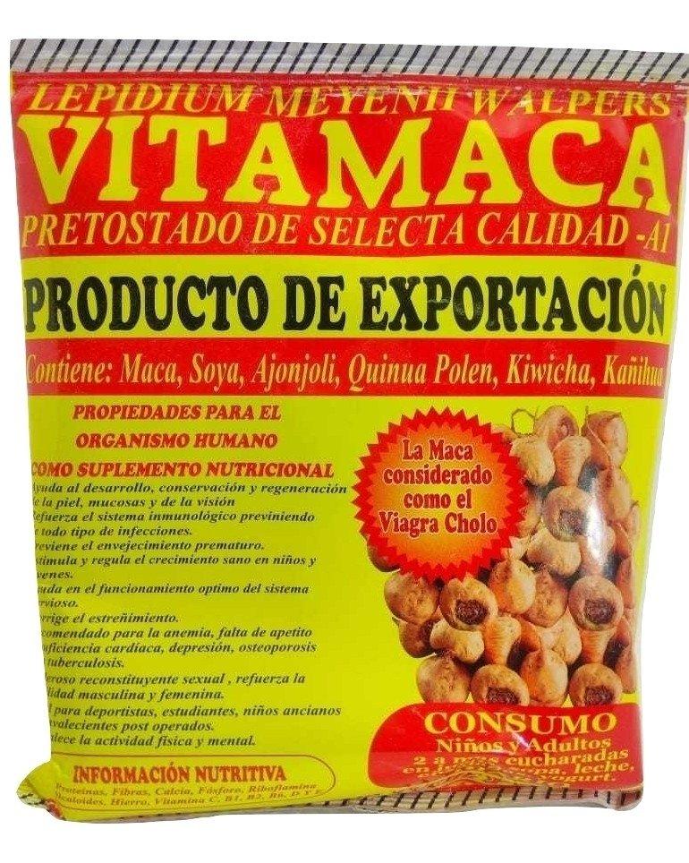 VITAMACA PERUANA HARINA 350 grs