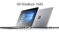 HP ELITEBOOK 1040 G3 intel i7 16gb 256gb SSD Win Pro