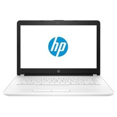 Notebook Hp 14-bs007la Celeron 4gb 500gb 14 Blanca