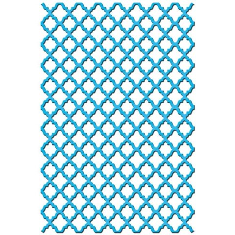 Troqueladora Fancy Lattice Spellbinders - comprar online