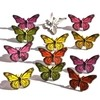 Brads Broches Mariposa BUTTERFLY BRADS 12 Unidades