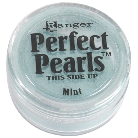 PERFECT PEARLS PIGMENT POWDER COLOR MINT - comprar online