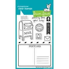 Sellos You've Got Mail Clear Stamp Lawn Fawn